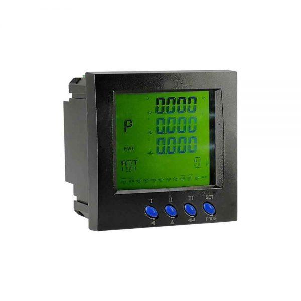 3 phase multifunction power meter