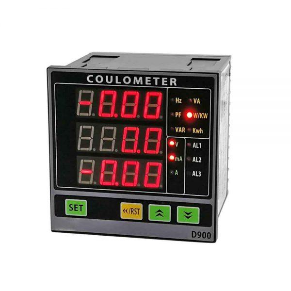 LED-type-Single-Phase-Amp-Volt-Power-Meter