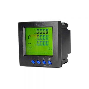 3 Phase LCD Power Energy Meter