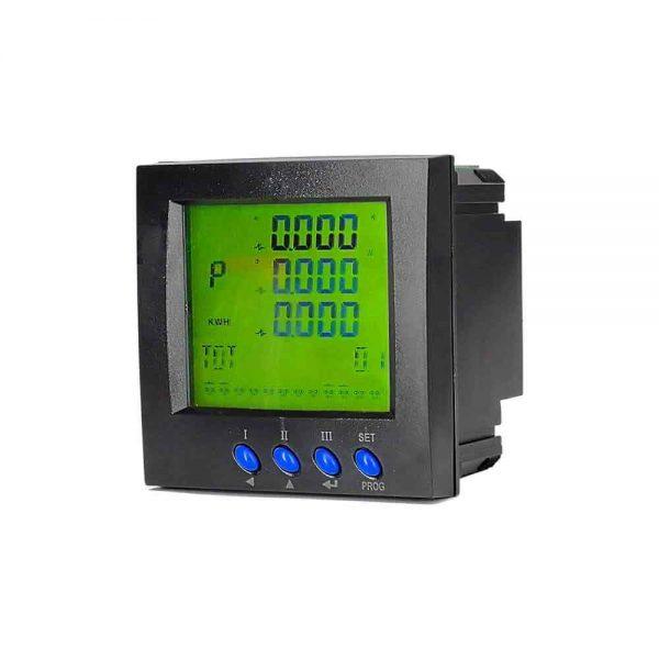 3 Phase LCD Power Energy Meter