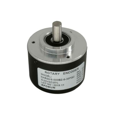 CHT50-Solid-shaft-Incremental-Rotary-Encoder-NPN-PNP-ABZ-phase
