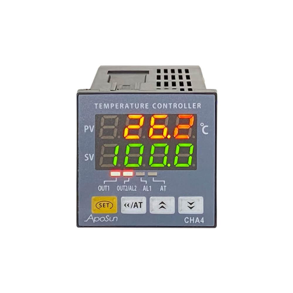 CHA4-small-size-DIN-Economic-PID-Temperature-Controller