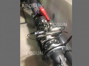 UV meter set CHS4AM water treatment